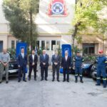 Μεγάλη δωρεά της Eurobank στην Πυροσβεστική