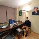 Συνάντηση με τον Βουλευτή Νομού Πέλλας κ. Σταμενίτη είχε ο Εκπρόσωπος του Σωματείου μας Πέτρος Φερεκίδης